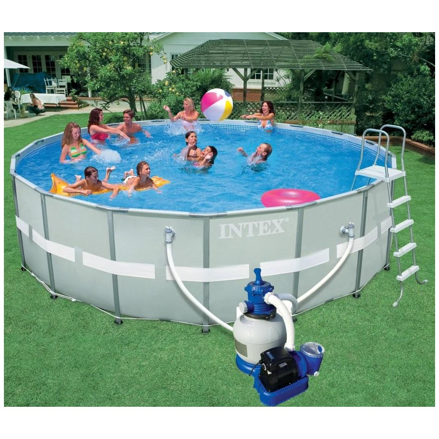 Piscinas intex de borla v rias id ias de for Piscine intex